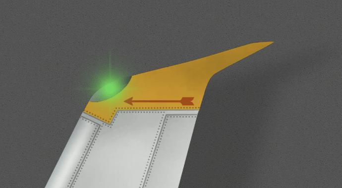 ArrowByCLM E170 Winglet