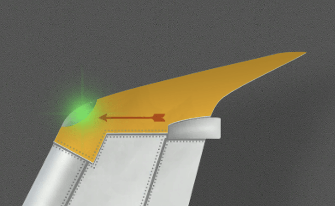 ArrowByCLM E190 Winglet