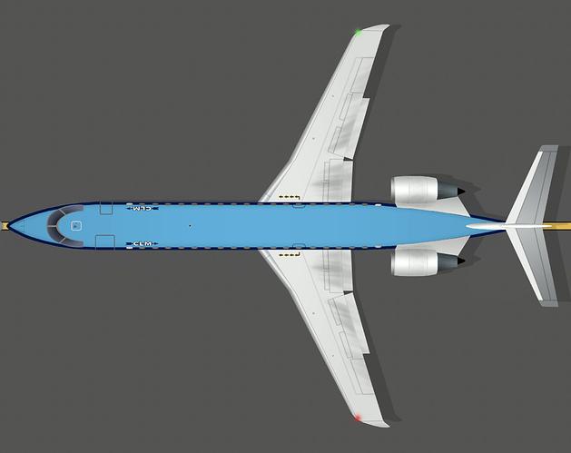 CLM Express CRJ700