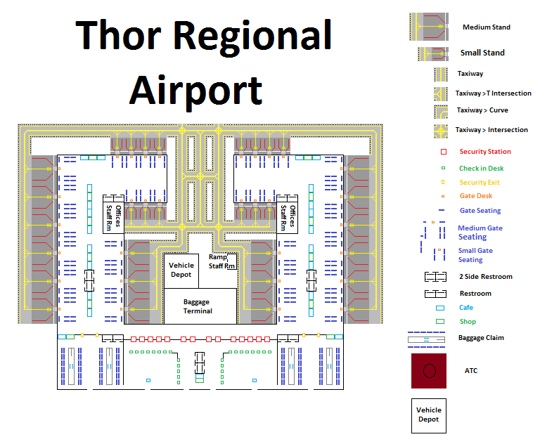 Airport Designs Community Content Airport Ceo Forum