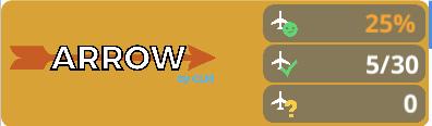 ArrowbyCLM Flight Planner 1
